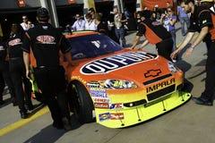 NASCAR - equipe de 2010 todos os Gordon da estrela Fotografia de Stock Royalty Free