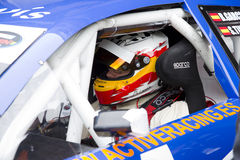 Nascar Euro Series - Borja Garcia Royalty Free Stock Photos