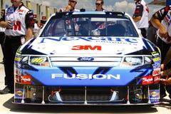 NASCAR - Examen que espera del coche de 3M de Biffle para Imagen de archivo libre de regalías