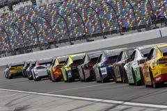 NASCAR : 18 février Daytona 500 Photographie stock