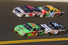NASCAR:  Feb 11 Bud Shootout Stock Images