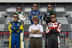 NASCAR:  Feb 22 Daytona 500 Stock Images