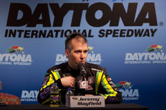 NASCAR:  Feb 28 Sylvania 300 Royalty Free Stock Image