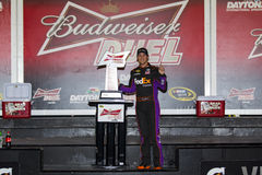 NASCAR:  Feb 20 Budweiser Duel Stock Photography