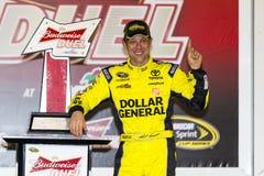 NASCAR:  Feb 20 Budweiser Duel Royalty Free Stock Image