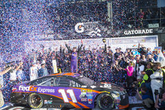 NASCAR:  Feb 21 Daytona 500 Royalty Free Stock Photo