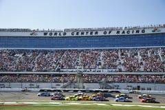 NASCAR: Am 18. Februar Daytona 500 Lizenzfreie Stockfotos