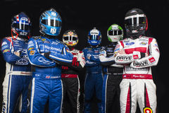 NASCAR:  Am 19. Februar Daytona 500 Lizenzfreie Stockbilder