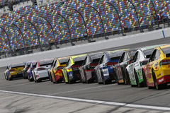 NASCAR: Am 18. Februar Daytona 500 Stockfotografie