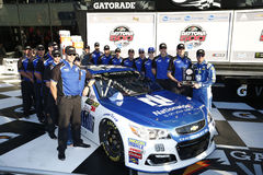 NASCAR: Am 19. Februar Daytona 500 Lizenzfreie Stockfotografie