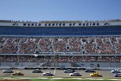 NASCAR: Am 26. Februar Daytona 500 lizenzfreies stockbild