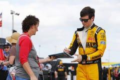 NASCAR: Februari 16 Daytona 500 Arkivfoto