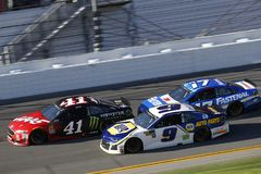 NASCAR: Februari 18 Daytona 500 Arkivbild