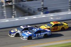 NASCAR: Februari 18 Daytona 500 Royaltyfri Fotografi