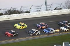 NASCAR: Februari 18 Daytona 500 Arkivbilder