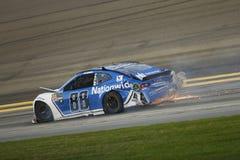 NASCAR: Februari 18 Daytona 500 Fotografering för Bildbyråer