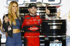 NASCAR: Februari 18 Daytona 500 Royaltyfri Bild