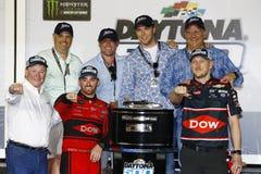 NASCAR: Februari 18 Daytona 500 Royaltyfria Foton