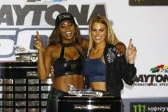 NASCAR: Februari 18 Daytona 500 Royaltyfria Bilder