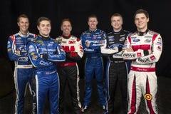 NASCAR:  Februari 19 Daytona 500 Arkivfoto
