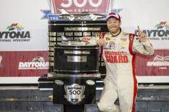 NASCAR: Februari 24 Daytona 500 Fotografering för Bildbyråer