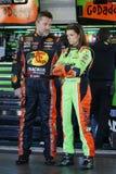 NASCAR: 18 februari Daytona 500 Stock Foto