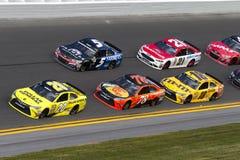NASCAR: Februari 21 Daytona 500 Arkivbild