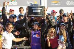 NASCAR: Februari 21 Daytona 500 Royaltyfri Bild