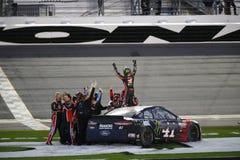 NASCAR: Februari 26 Daytona 500 Royaltyfria Bilder