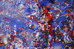 NASCAR: Februari 26 Daytona 500 Fotografering för Bildbyråer
