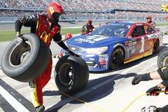 NASCAR: Februari 26 Daytona 500 Arkivbild