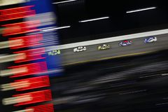 NASCAR: 15 februari Duels kunnen-Am Royalty-vrije Stock Fotografie