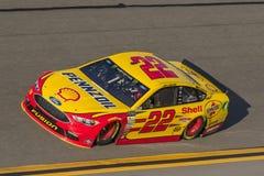 NASCAR: Februari 17 för- auto delsammandrabbning på Daytona Arkivfoto