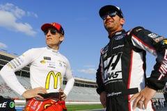 NASCAR: Februari 23 Vouwen van Eer QuikTrip 500 Stock Foto's