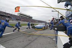 NASCAR:  February 11 Gatorade Dual 2 Royalty Free Stock Images