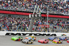 NASCAR:  February 11 Gatorade Duel 1 Royalty Free Stock Photos