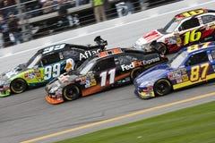 NASCAR:  February 11 Gatorade Duel 1 Royalty Free Stock Images
