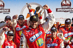 NASCAR:  February 13 Drive4COPD 300 Stock Images