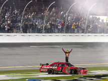NASCAR:  February 14 Daytona 500 Royalty Free Stock Photos
