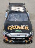 NASCAR:  February 19 Auto Club 500 Royalty Free Stock Image