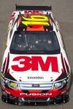 NASCAR:  February 19 Auto Club 500 Royalty Free Stock Photography