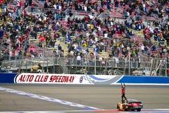 NASCAR:  February 20 Stater Bros 300 Royalty Free Stock Photo