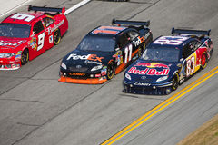 NASCAR:  February 4 Budweiser Shootout Royalty Free Stock Photography