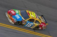 NASCAR:  February 4 Budweiser Shootout Practice Stock Photos