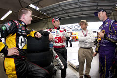 NASCAR:  February 6 Budweiser Shootout Stock Photography