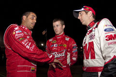 NASCAR:  February 6 Budweiser Shootout Stock Images
