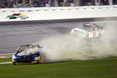 NASCAR:  February 6 Budweiser Shootout Stock Photo