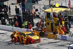 NASCAR: February 19 Advance Auto Parts Clash at Daytona Stock Images