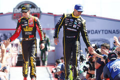 NASCAR: February 26 Daytona 500 Stock Photo