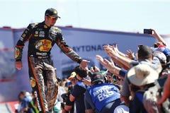 NASCAR: February 26 Daytona 500 Royalty Free Stock Image